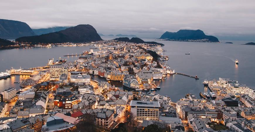 Norway-tour