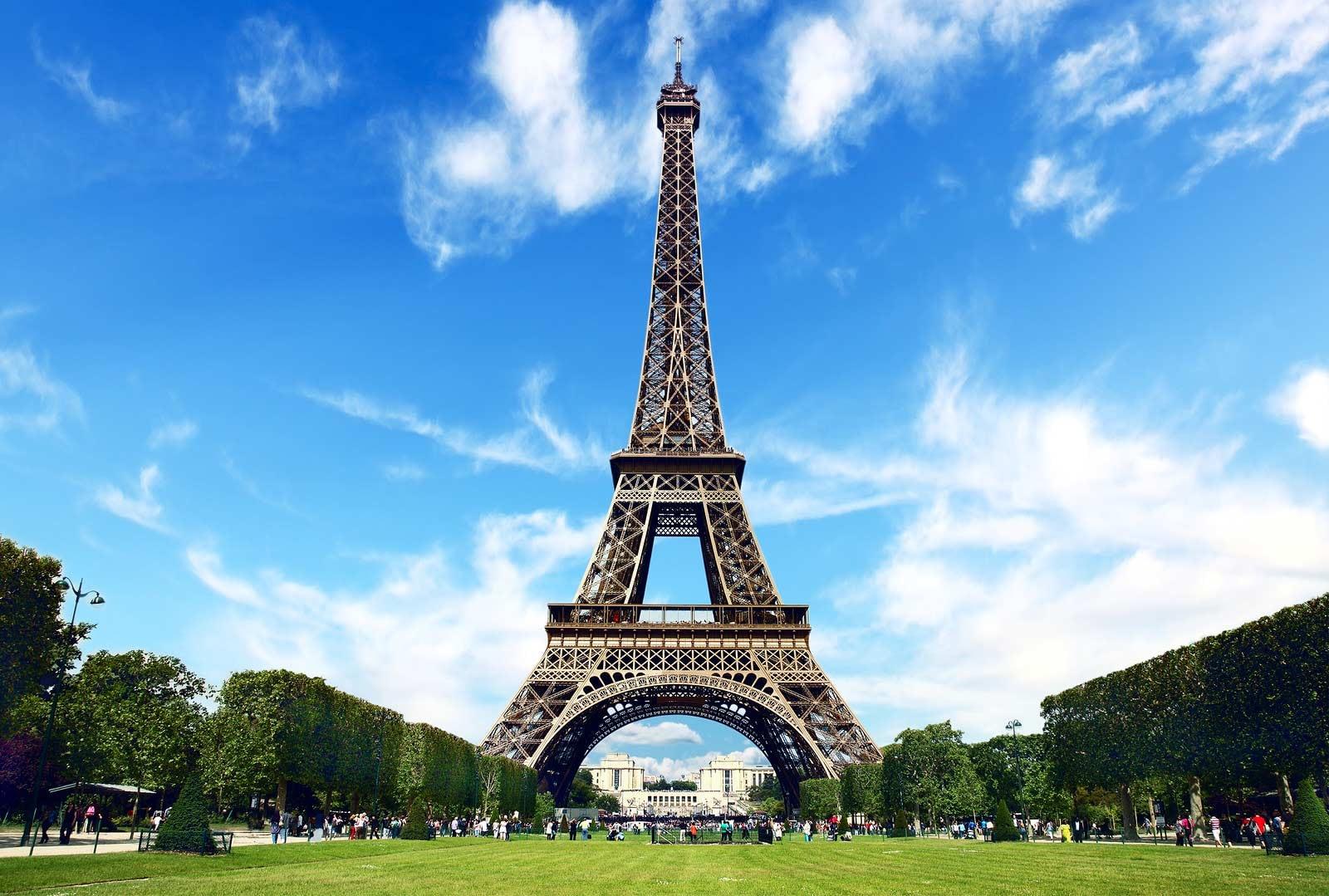 Day 1 – Paris (France)