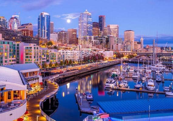Day - 8 - PORT: Seattle, Washington