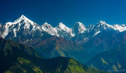 Day-7 Chaukori -Munsiyari (6000+ ft. asl, 127 kms - 4.5 hrs).