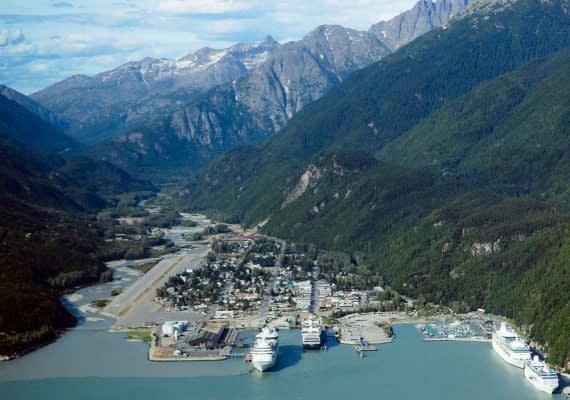 DAY 4 - PORT: Skagway, Alaska