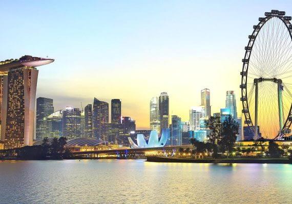 Day 4 : Singapore – Langkawi