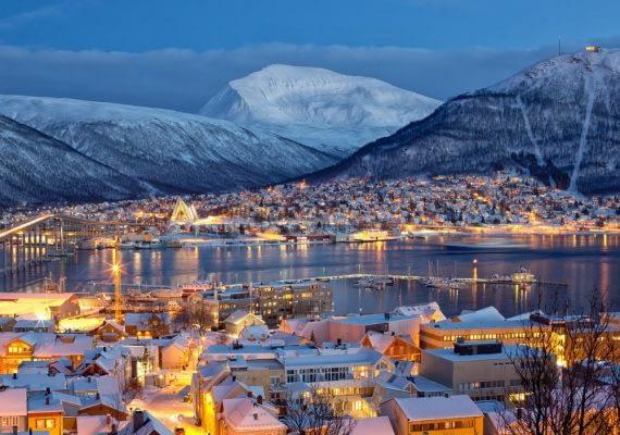 Day - 1 - Arrive to Tromsø