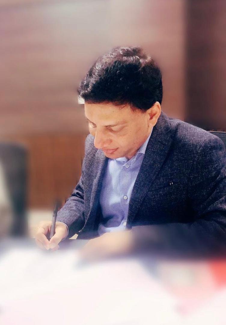Mr. Tanmoy Banerjee - RTNS Director