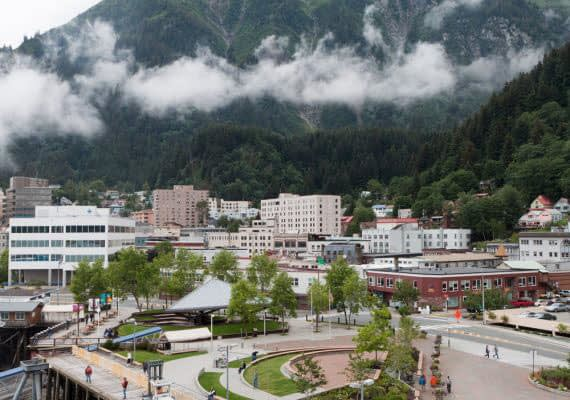 DAY 3 - PORT - Juneau, Alaska