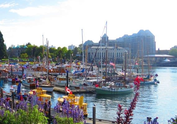 Day - 7 - PORT - Victoria, British Columbia