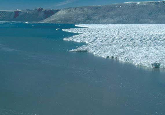 Brogetdal and Watershausen Glacier