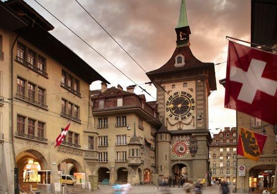 Day 3 - Paris – Zurich (Switzerland)