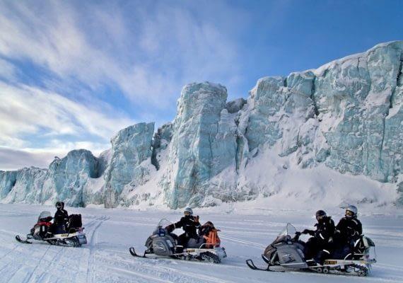 Day -4 - Arctic Wilderness