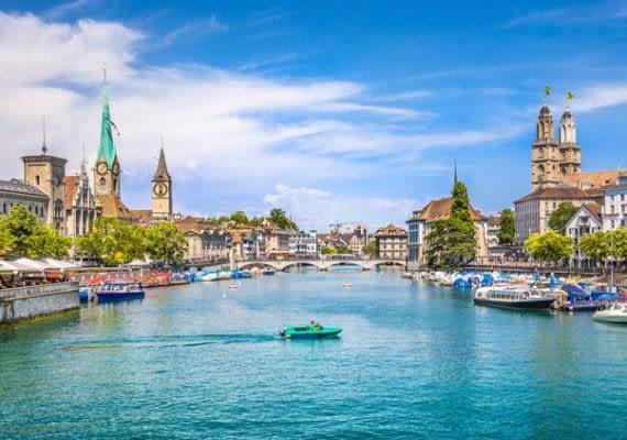 Day 4 :Paris – Zurich