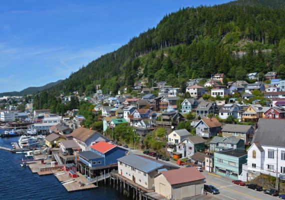 Day - 6 - PORT: Ketchikan, Alaska
