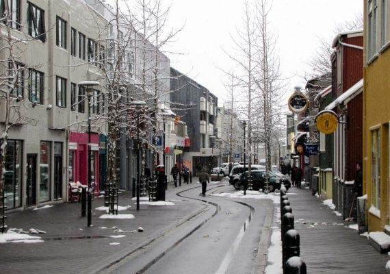 Day - 2 -  Reykjavik