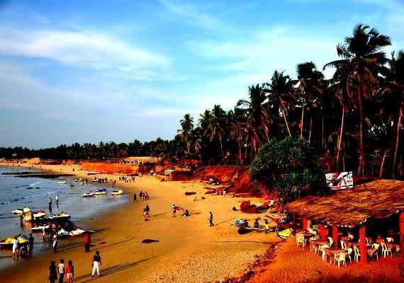 Day 4: Goa.